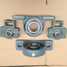 pe205 pillow block bearing house for high precision