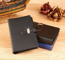 cheap wholesale PU leather executive planner notebooks a4 a5 a6