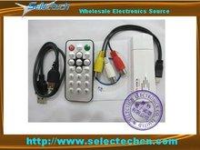 USB Digital Analog Signal TV Tuner with Remotel SE-DVBT-S95