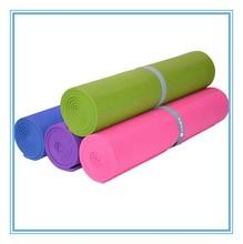 Wholesales High Density Pilates Colorful PVC Exercise Yoga Mat