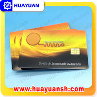 Printable CR80 AT24C64/SLE5528 smart tv card for Pay/Access Control