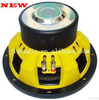 2015 new 12inch 1000W max power best car powered car subwoofer