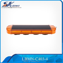 100W COB amber mini flashing led warning light