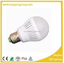 China manufacturer led thermal plastic bulb 10W ra80 from ningbo led bulb E27