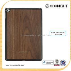 factory price wood custom case for iPad Air 2