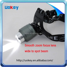 Rechargeable made in China flashlight headlamp
