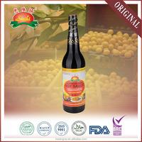 Non-GMO Natural Brewed Superior Dark Soy Sauces 640ml