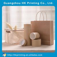 High quality new popular design kraft packaging box for tea
