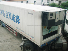 carrier type generator set for reefer container