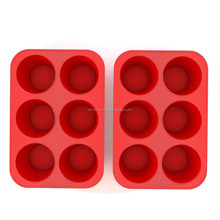 Cook Essentials 12-Cup Muffin Mold/ Silicone Muffin Mold