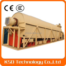 New type professional sawdust rotary dryer