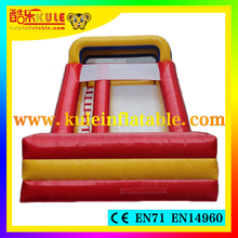 KULE toys new product inflatable slide giant slip and slide inflatable slip n slide for sale