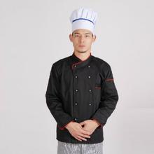 chino chaqueta chef uniforme para la venta