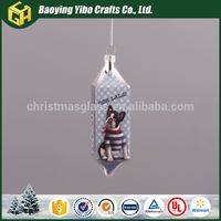 2016 Unique craft wholesale decorations in christmas Adornment