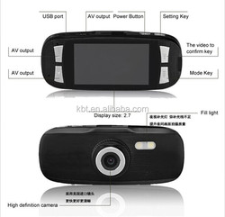 100% Original Nt96650 1080P Full HD Car Camera DVR Video Recorder With 2.7 inch Screen