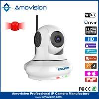 ESCAM hottest QF500 H.264 Onvif P2P 360 web camera