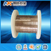 low temperature CuNi30Mn resistance wire for heating system