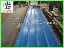 perfiles corrugado hoja / de la compañía precios azulejo / materiales de construcción Nombre / muestra recubierta de zinc