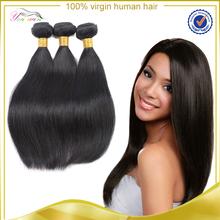 China human hair manufaturer supply unprocessed wholesale 100% virgin brazilian hair