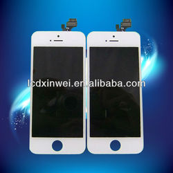 very hot selling digitizer with lcd touch screen for iphone 5g lcd