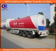 Oil tank bpw or fuwa axle oil storage tank 42000liter or 45000liter oil tank