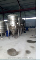 800L beer making machine, dimple jacket beer fermentation tanks