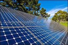 Full system low price 40kw home solar power system