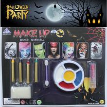 Children makeup set magic glitter gel face body paint
