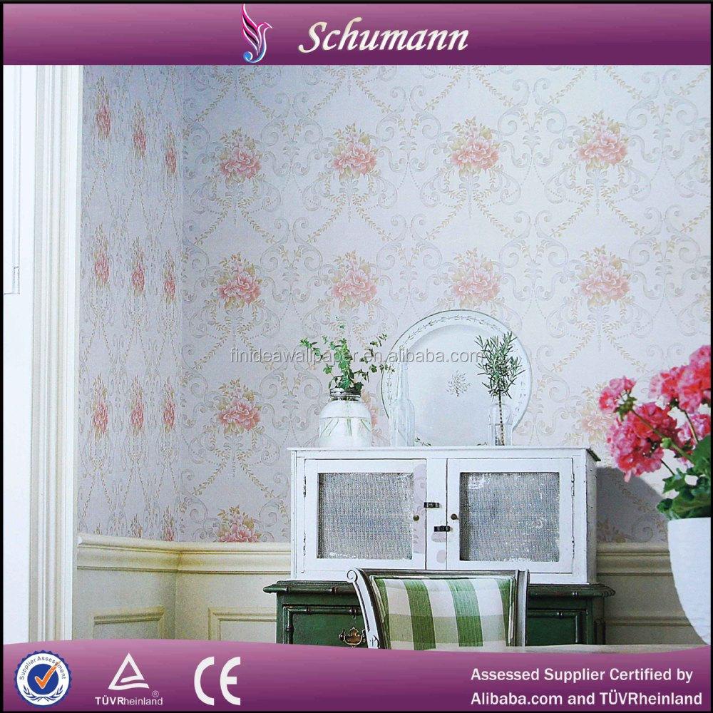 nieuwe cool design luipaard patroon pvc decoratief behang voor ...