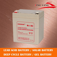 sealed typed and maintence free 12v 5ah deep cycle battery,solar battery,ups battery