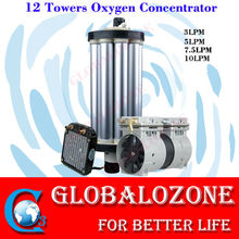 Industrial oxygen Oxygen Concentrator with Good Oxygen Flow