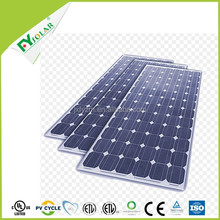 Chinese factory directly sale cheap price high effiency 200w mono solar panel with full cetificates