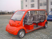 golf,sightseeing buggy,8 seats electric passenger car