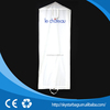 Newest design peva bridal garment bags suit cover for selling