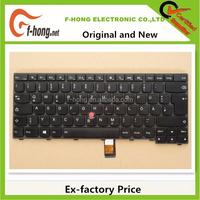 Genuine Original New for IBM Thinkpad T431S T440 T440P T440S keyboard backlit German Deutsch Tastatur 00HW849 04X0151 04X0113