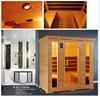 cheapest home slim tourmaline far infrared sauna KD-5004A