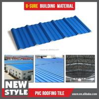 Competitive price pvc carbon fiber upvc roof sheet