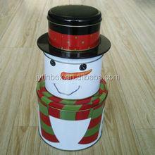 4 color printing aerosol snow spray and CRAZY RIBBON can tin box and metal box