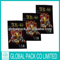 newest AK-47 herbal incense smoke spice/AK-47 factory supply free wholesale spice potpourri bag