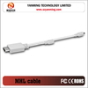 MHL adapter micro usb to hdmi adapter for S2 I9100