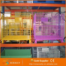 paint colorful metal storage cages