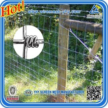 Low Price galvanized metal game fencing,8 feet high tensile game fence