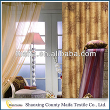 2015 Popular Italy style Classic fashion line curtains