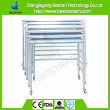 Chinese BT-SIT018 stainless steel Nested tables for Operation Apparatus for sale