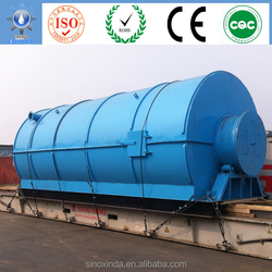 steel wire fuel diesel and carbon black produciton tire recycling company