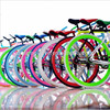 26-700c fixed gear/ fixed gear bike/fixed gear bicycle colorful