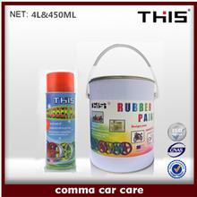 450ml Peelable Car Wheel Rim Cosmetic for car