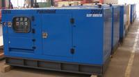 Silent power electric diesel generator set 38KVA