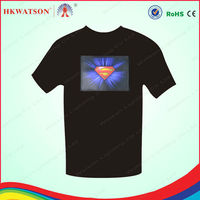 fashion hit-hop music el t-shirt custom for party online shopping