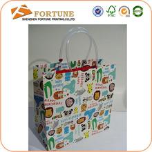 Factory Manufacturer Kraft Paper Shopping Bag/Art Paper Bag/Paper Bag Rop Handle
